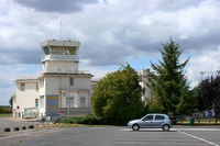 Toussus-le-Noble Airport - Control tower, Toussus-Le-Noble airport (LFPN-TNF) - by Yves-Q