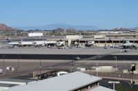 Phoenix Sky Harbor International Airport (PHX) - general view - by olivier Cortot