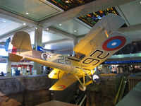 Phoenix Sky Harbor International Airport (PHX) - A real Spad XIII is in the terminal 3 - by olivier Cortot
