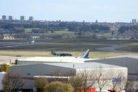 Aberdeen Airport, Aberdeen, Scotland United Kingdom (EGPD) - Aberdeen EGPD  looking south - by Clive Pattle