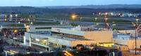 Aberdeen Airport, Aberdeen, Scotland United Kingdom (EGPD) - Aberdeen Airport - terminal panorama at EGPD - by Clive Pattle