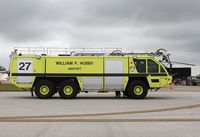 William P Hobby Airport (HOU) - Fire/Crash Rescue - by Mark Pasqualino