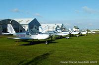 Sywell Aerodrome Airport, Northampton, England United Kingdom (EGBK) photo