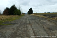 X4KL Airport - peri track at Kirton in Lyndsey - by Chris Hall