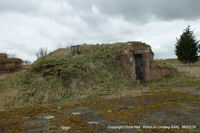X4KL Airport - shelter at one of the fighter pens at Kirton in Lyndsey - by Chris Hall