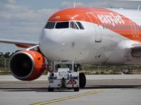 Bordeaux Airport, Merignac Airport France (LFBD) - EasyJet pushback to Marseille - by Jean Goubet-FRENCHSKY