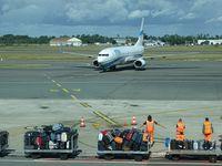 Bordeaux Airport, Merignac Airport France (LFBD) - Enterv Air parking A5 - by Jean Goubet-FRENCHSKY