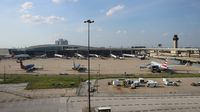 Dallas/fort Worth International Airport (DFW) - Dallas from the Air train - by Florida Metal