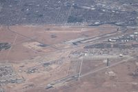 El Paso International Airport (ELP) - El Paso flying from Tucson to Dallas - by Florida Metal