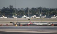 Miami International Airport (MIA) - Bizjets - by Florida Metal