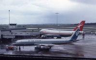 Melbourne International Airport - Tullamarine International Terminal in 1978.  - by Peter Lea