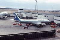 Melbourne International Airport - Tullamarine International Terminal 1978 - by Peter Lea