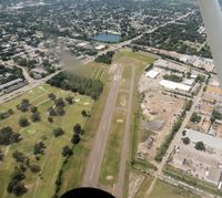 Clearwater Air Park Airport (CLW) - CLEARWATER AIR PARK AIRPORT, CLEARWATER FL - by dennisheal