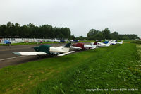 Elstree Airfield - Elstree - by Chris Hall