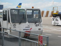 Nottingham East Midlands Airport - This rather cute looking vehicle was seen at East Midlands Airport - by Adam Loader
