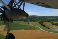 Frederick Municipal Airport (FDK) - FDK tower from Ford Tri-Motor. - by J.G. Handelman