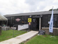 North Weald Airfield - is that c for café or control? - by magnaman