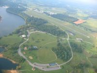 Rough River State Park Airport (2I3) - Looking west  - by Bob Simmermon