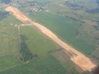 Breckinridge County Airport (I93) - Looking NW - by Bob Simmermon