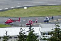 Reykjavík Airport - RKV heliport... - by Holger Zengler