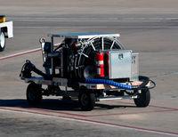 Denver International Airport (DEN) - Fuel pump Denver - by Ronald Barker