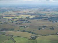 Bedford Castle Mill Airport - Actually Little Staughton strip - a couple of miles east of Bedford - by magnaman