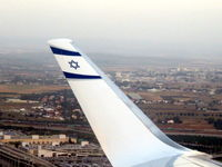 Ben Gurion International Airport - Israel's main international airport - by Jean M Braun