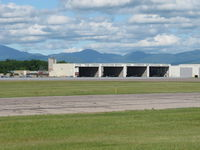 Burlington International Airport (BTV) - the ANG hangars - by olivier Cortot