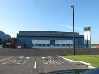 Griffiss International Airport (RME) - Hangar & tower - by olivier Cortot