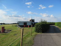 Denham Aerodrome - the control tower at lovely denham - by magnaman