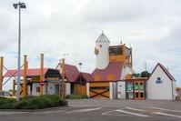 Whakatane Aerodrome - Toytown!  Whakatane, NZ - by Pete Hughes