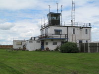 Sleap Airfield - control tower and clubhouse and café! - by magnaman