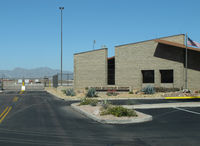 Phoenix Goodyear Airport (GYR) - Adm building - by olivier Cortot