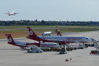 Tegel International Airport (closing in 2011), Berlin Germany (EDDT) - TXL waving good bye tour no.4 since 2011 - by Holger Zengler