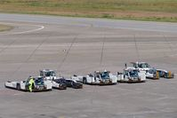 Leipzig/Halle Airport - TXL waving good bye tour no.4 since 2011 - by Holger Zengler