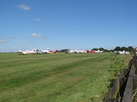 Compton Abbas Airfield - Fly in today - great weather - by magnaman