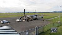 Bindlacher Berg Airport (Bayreuth Airport), Bayreuth Germany (EDQD) - Bell-Boeing - CV-22B Osprey , Bayreuth Flughafen - by flythomas