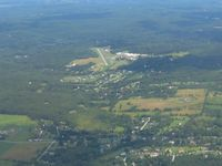 Sky Acres Airport (44N) - Looking north - by Bob Simmermon