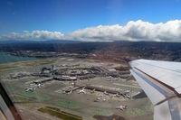 San Francisco International Airport (SFO) - Taken from N477UA, SFO-LAX - by Micha Lueck