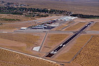 Boulder City Municipal Airport, Boulder City, Nevada United States (BLD) - Taken from N228SA during a Grand Canyon scenic flight - by Micha Lueck