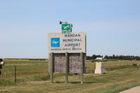 Mandan Municipal Airport (Y19) - Mandan, ND - by Pete Hughes