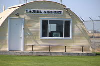 Laurel Municipal Airport (6S8) - Laurel MT - by Pete Hughes