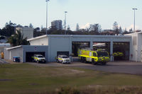 Gold Coast Airport - Emergency Services - by Micha Lueck