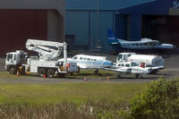 Gold Coast Airport - Maintenance area - by Micha Lueck