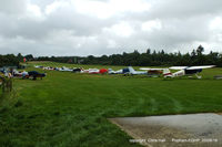 Popham Airfield - Popham Airfield - by Chris Hall