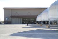 Yuma Mcas/yuma International Airport (NYL) - f-35 hangar - by olivier Cortot