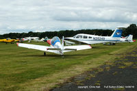 Full Sutton Airfield - LAA Vale of York Strut fly-in, Full Sutton - by Chris Hall
