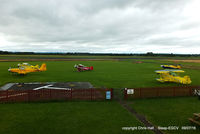 Sleap Airfield - Sleap Airfield - by Chris Hall