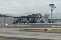 Frankfurt International Airport, Frankfurt am Main Germany (EDDF) - Part of Lufthansa Technik Center... - by Holger Zengler