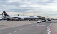 Frankfurt International Airport, Frankfurt am Main Germany (EDDF) - Long road to terminals.... - by Holger Zengler